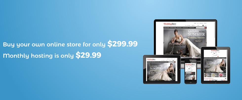 affordable ecommerce web design